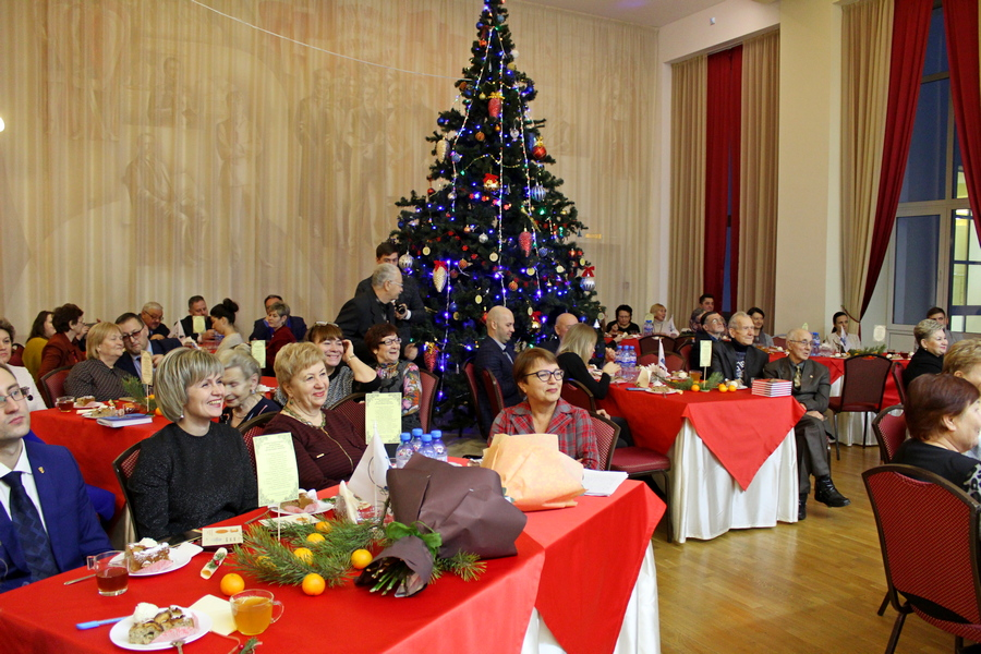 Заседание клуба «Коловрат» от 21 декабря 2018 года
