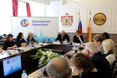 Расширенное заседание совета ОП РО от 27 марта 2019 года