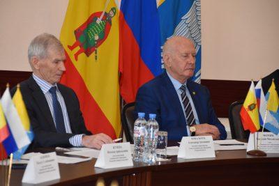 Состоялось выездное заседание правления Совета муниципальных образований Рязанской области